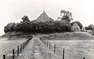 Ansichtkaart Ezinge De Terp 1960 Westerkwartier Groningen HC24966