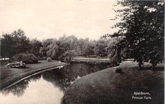 Ansichtkaart Apeldoorn Prinsen Park 1930 Type fotokaart HC24967