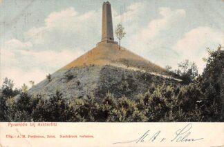 Ansichtkaart Maarn Pyramide bij Austerlitz Zeist HC25008