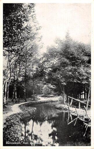 Ansichtkaart Bennekom Aan de Beek 1954 Veluwe HC25136