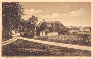 Ansichtkaart Hoog Soeren Apeldoorn Boerderij 1932 HC25202
