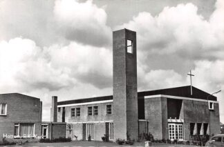 Ansichtkaart Hattem R.K. Kerk 1965 HC25286