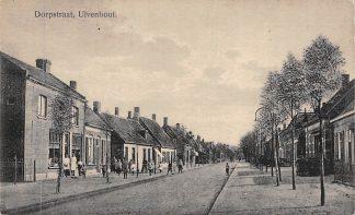 Ansichtkaart Ulvenhout Dorpstraat Breda Alphen (NB) - Chaam HC25294