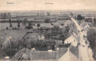 Ansichtkaart Nispen Panorama 1915 Roosendaal HC25295
