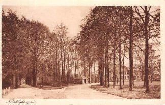 Ansichtkaart Almen station Laren (GD) Sanatorium P.W. Janssen Ziekenhuis HC25313