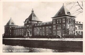 Ansichtkaart Breda St. Ignatius Ziekenhuis 1948 HC25321