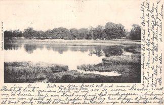 Ansichtkaart Uddel Het Uddeler Meer 1905 Garderen Veluwe HC25324