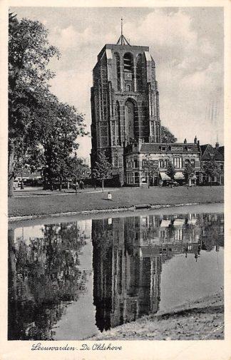 Ansichtkaart Leeuwarden De Oldehove 1942 HC25337