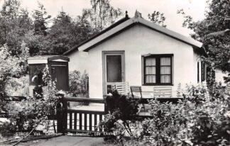 Ansichtkaart Stroe Vak. Centrum De Instuif De Ekster 1962 Barneveld Veluwe HC25369