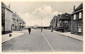 Ansichtkaart Katwijk aan Zee Drie Plassenweg 1943 HC25380