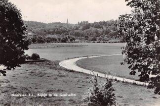 Ansichtkaart Meerssen Kijkje in de Geulvallei 1961 HC25390