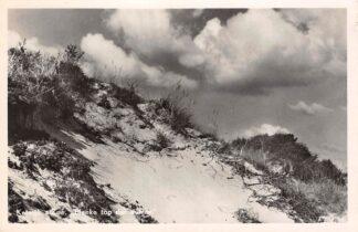 Ansichtkaart Katwijk aan Zee Blanke top der duinen 1952 HC25391