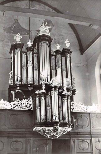 Ansichtkaart Hoorn Orgel Oosterkerk 1964 HC25480