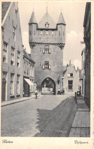 Ansichtkaart Hattem Dijkpoort HC25735