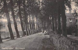 Ansichtkaart Veenendaal Kerkewijk 1921 Fabriek Veluwe HC25789