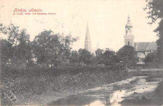 Ansichtkaart Almelo Kolkje 1907 HC25790
