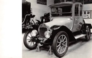 Ansichtkaart Driebergen Auto Museum Gregoire 1908 Frankrijk 1967 HC25812