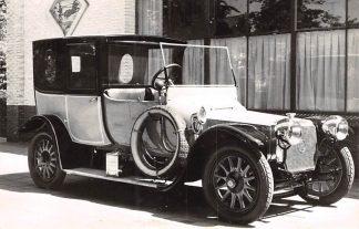 Ansichtkaart Driebergen Nationaal Museum van de Automobiel Panhard Levassor 1912 Auto 1968 HC25814