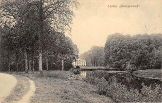 Ansichtkaart Heerenveen Huize Oranjewoud 1912 HC25828