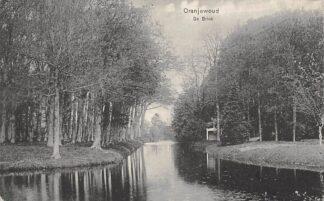 Ansichtkaart Heerenveen Oranjewoud De Brink 1912 HC25843