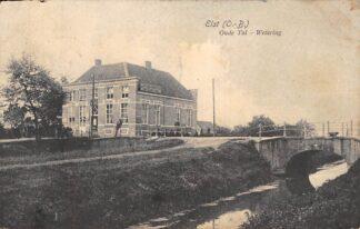 Ansichtkaart Elst (GD) (O.-B.) Oude Tol Wetering 1908 HC25863
