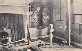 Ansichtkaart 's-Gravenhage Gevangenpoort Gruwelkamer Instrument of torture HC25867