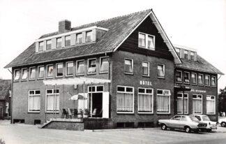 Ansichtkaart Kilder Hoofdstraat 17 Hotel Restaurant Keuben Auto 1969 Bergh Montferland HC25892