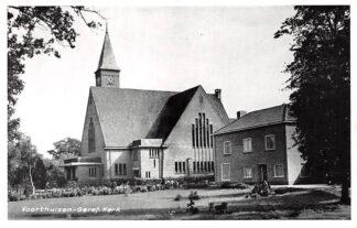 Ansichtkaart Voorthuizen Gereformeerde Kerk HC25897