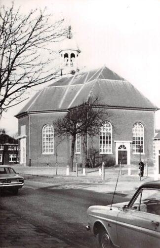 Ansichtkaart 's-Gravenzande Hervormde Kerk 1972 Westland Auto HC25905