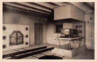 Ansichtkaart Velsen Crematorium Lift en Voorzijde van Oven I Begraafplaats Westerveld HC25934