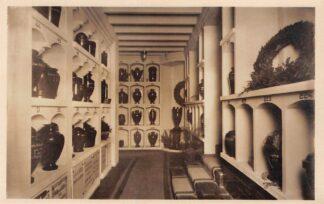 Ansichtkaart Velsen Crematorium Niswanden in het Columbarium I Begraafplaats Westerveld HC25936