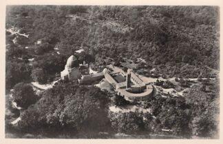 Ansichtkaart Velsen Luchtfoto K.L.M. van het Crematorium Begraafplaats Westerveld HC25939