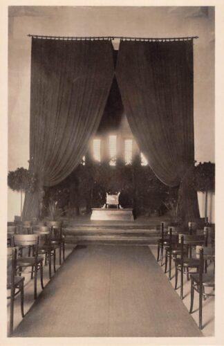 Ansichtkaart Velsen De Hal in het Crematorium Begraafplaats Westerveld HC25944