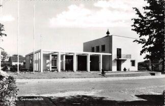 Ansichtkaart Wijlre Gemeentehuis Gulpen - Wittem HC25988