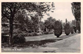 Ansichtkaart Veendam A.E. Kade 1953 HC26006