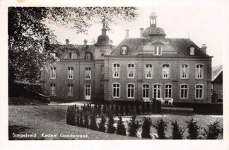 Ansichtkaart Simpelveld Kasteel Goedenraad 1966 HC26036