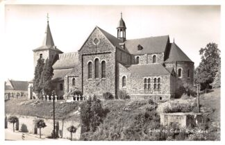 Ansichtkaart Schin op Geul R.K. Kerk met begraafplaats Valkenburg (LB) HC26039