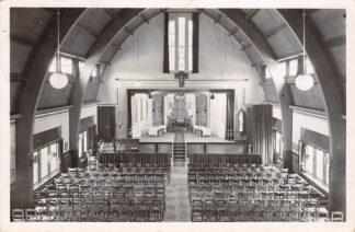 Ansichtkaart Oudenbosch Instituut St. Louis Aula-toneelzaal 1948 HC26044