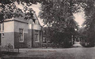 Ansichtkaart Reeuwijk 's-Gravebroekscheweg 1926 HC26059