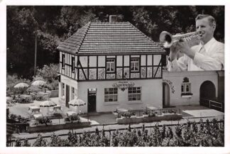 Ansichtkaart Duitsland Amt Bad Neuenahr Winzerhaus Jupp Kriechel Walporzheim am Kaiserstuhl 1954 Deutschland Europa HC26073