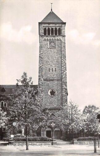 Ansichtkaart Beek (LB) St. Martinus Kerk 1961 HC26080