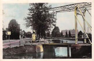 Ansichtkaart Emmer-Compascuum Centrum 1950 Emmen HC26114