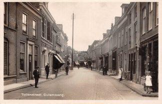 Ansichtkaart Culemborg Tollenstraat 1937 HC26123