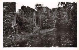 Ansichtkaart Born Kasteel 1954 Sittard - Geleen HC26128