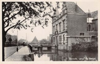 Ansichtkaart Borculo Langs de Berkel 1949 HC26131