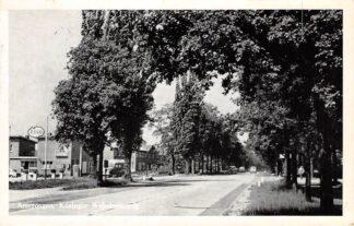 Ansichtkaart Amerongen Koningin Wilhelminaweg met ESSO benzinepomp 1958 HC26145
