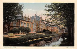 Ansichtkaart Alkmaar Cadetten school Militair Marine HC26155