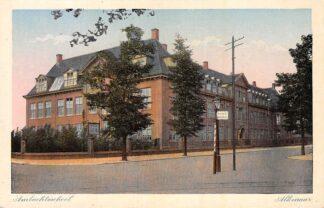 Ansichtkaart Alkmaar Ambachtsschool School HC26156