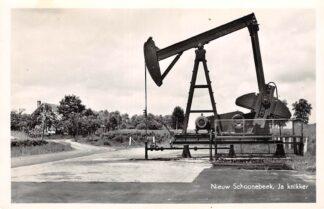 Ansichtkaart Nieuw Schoonebeek Ja knikker 1960 HC26194