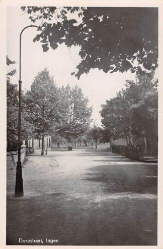 Ansichtkaart Ingen Dorpsstraat Buren (GD) Betuwe 1948 HC26255